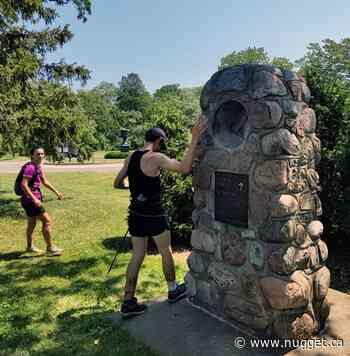 Sundridge runner sets record on Bruce Trail