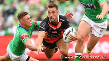 The Tigers proposed a four-man trade with Canberra. The Raiders laughed them out the door