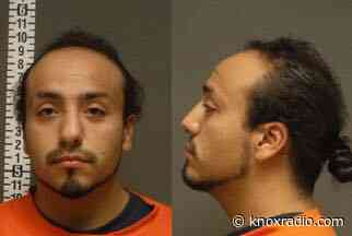 Grafton man arrested in high speed chase | KNOX News Radio, Local News, Weather and Sports - knoxradio
