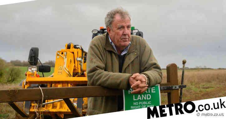 Jeremy Clarkson pleads for Clarkson's Farm series 2 as Amazon boss Jeff Bezos blasts into space