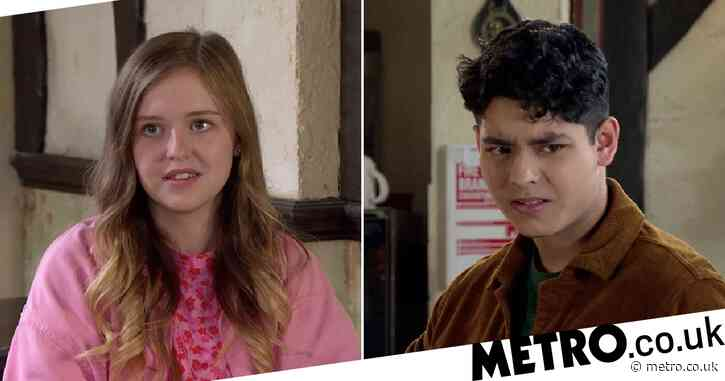 Coronation Street spoilers: Romance story revealed for Aadi Alahan and Summer Spellman