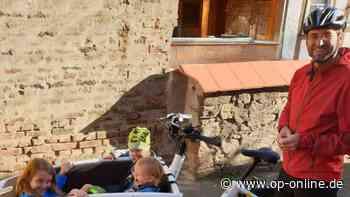 Nidderau: Lastenrad aus Eichen soll zum Renner für die Stadt werden - op-online.de