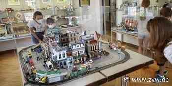 """""""Lego Welten"""" im Museum Welzheim: Zeitgeschichte in bunten Bausteinen - Welzheim - Zeitungsverlag Waiblingen - Zeitungsverlag Waiblingen"""