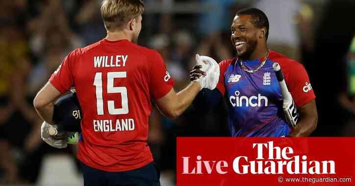 England beat Pakistan to win T20 international series – as it happened