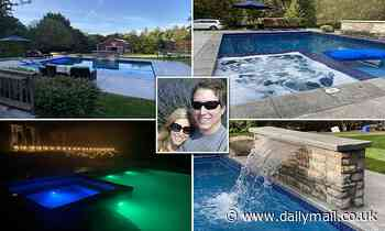 Couple makes $111K in less than a year by renting out their pool using Swimply