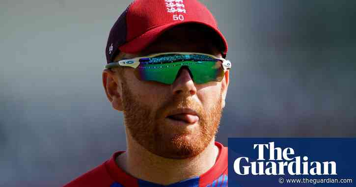 Jonny Bairstow poised for return to England's Test squad to face India