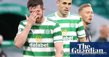 Celtic rue missed Odsonne Edouard chance after Nir Britton's red card