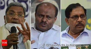 'Karnataka netas, ex-JNU students, activists picked for possible surveillance'