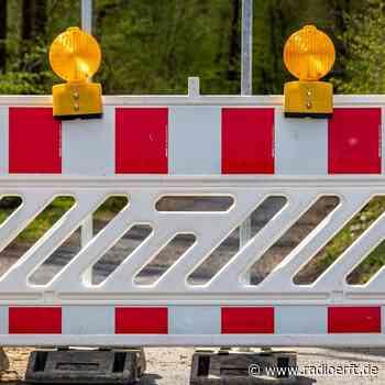 Wesseling: Unterführung Kronenweg bleibt gesperrt - radioerft.de
