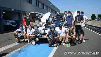 Luc Alphan et l'émission automobile Top Gear en tournage à Albi - LaDepeche.fr