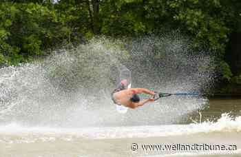 Waterskiers take to T's Pond in Port Colborne for 2021 Ontario championships - WellandTribune.ca