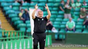 Celtic held at home but positive signs in Postecoglou's first competitive match in charge