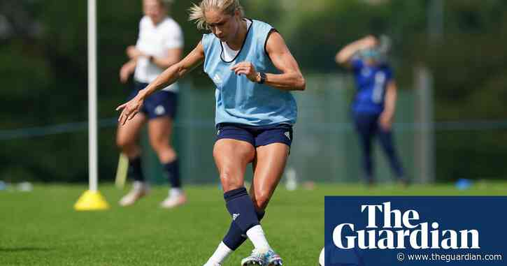 Team GB women's football team kick off Olympics going for gold