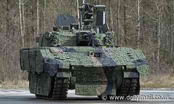 Army set to axe £5.5billion Ajax 'light tank'