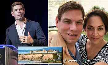 Eric Swalwell spent thousands in campaign funds on hotels and booze