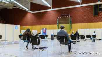 Nachfrage gering: Impfzentrum Oberhausen reduziert Betrieb - WAZ News