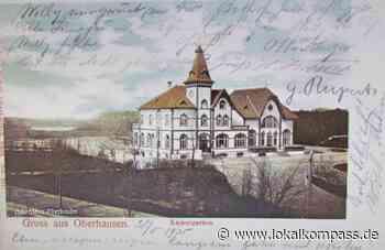 Stadtgeschichte Restaurationen: Das Parkhaus im Kaisergarten - Oberhausen - Lokalkompass.de