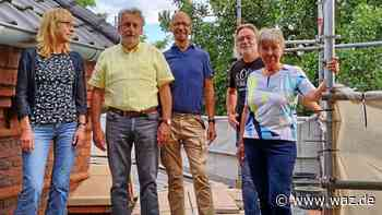 Glocken der Christuskirche in Oberhausen erklingen wieder - WAZ News