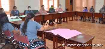 Socorro Neri anuncia pagamento dos trabalhadores terceirizados de forma direta - O Rio Branco