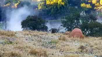 Monte Alegre do Sul e Socorro registram geada nesta segunda - ACidade ON