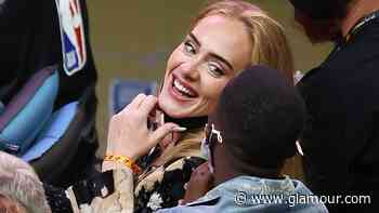 Adele—And Her Super-Long Cinnamon-Blonde Hair—Just Made a Rare Public Appearance - Glamour