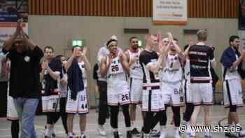 2. Basketball-Bundesliga ProA: Itzehoe Eagles starten am 25. September in Ehingen | shz.de - shz.de