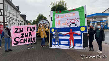 Neuer Schulweg in Waldeck: Eltern fordern Ampel - HIT RADIO FFH