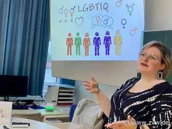 Marit Bäßler unterrichtet aus Überzeugung Religion an der Kastell-Realschule in Welzheim - Welzheim - Zeitungsverlag Waiblingen