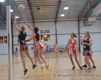 Netball fest but COVID may have last say - Alice Springs News Online