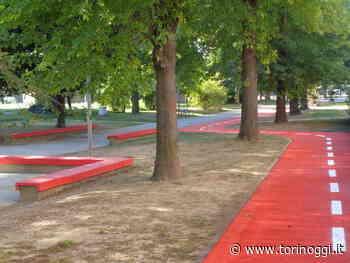 Grugliasco, nuova bellezza per il parco che ospita anche il memoriale per le vittime dell'Heysel - TorinOggi.it