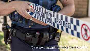 Man arrested during police operation in Picton - Campbelltown Macarthur Advertiser