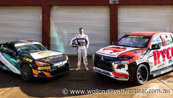 Crick finishes in top five after Townsville race weekend - Wollondilly Advertiser