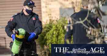 Terror concerns after police raids uncover potential bomb-making materials - The Age