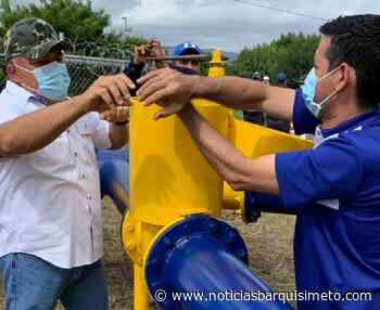 50 mil familias vuelven a tener agua en Cabudare con activación del pozo 14 de la estación El Recreo - Noticias Barquisimeto