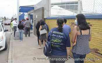 """Sin evidencia de """"Tercera Ola"""" de contagios en Delicias - El Heraldo de Chihuahua"""