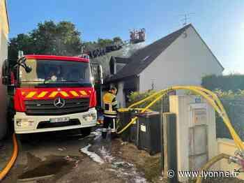 Une famille perd sa maison dans un incendie à Chevannes - L'Yonne Républicaine