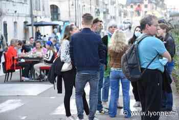 À Auxerre, la piétonnisation des quais de l'Yonne plaît aux restaurateurs et aux clients chaque samedi soir - L'Yonne Républicaine