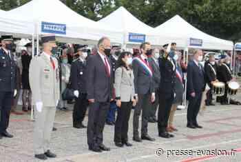 Auxerre a commémoré le 14 Juillet : ce beau moment républicain qui se partage sans modération… - PRESSE EVASION