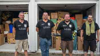 Überwältigende Spendenbereitschaft für Katastrophenopfer in Drensteinfurt - wa.de