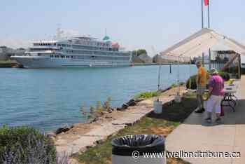 Port Colborne mayor excited to see cruise ship ban lift early - WellandTribune.ca