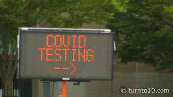 Rhode Island reports 65 new coronavirus cases, 1 death - WJAR