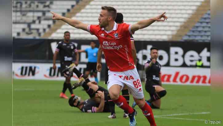 Cienciano venció 4-1 a Sport Boys en el estadio Alejandro Villanueva por la Fase 2 de la Liga 1 Betsson - RPP Noticias