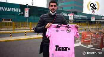 ¡Oficial! Sport Boys anuncia la contratación del delantero argentino Lucas Campana - Libero.pe