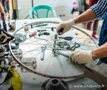 Ateliers d'auto-réparation de vélos Saint-Vincent-de-Tyrosse jeudi 19 août 2021 - Unidivers