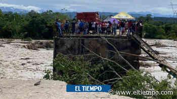 Arauca: cinco de sus siete municipios declarados en calamidad - El Tiempo