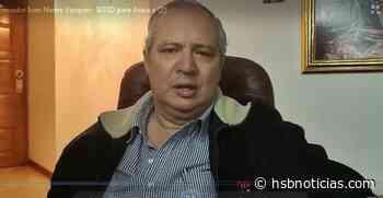 [VIDEO] Llamado de urgencia hace el senador Iván Name Vásquez por Arauca - HSB Noticias
