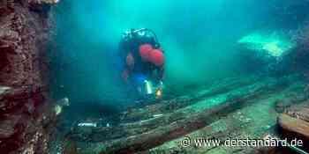 Überreste einer Galeere in versunkener ägyptischer Stadt entdeckt - DER STANDARD