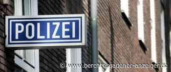 Bad Reichenhall: Mercedes angefahren und geflüchtet: Zeugen gesucht - Berchtesgadener Anzeiger
