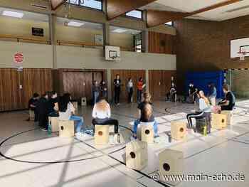 Leben in der Bude: Percussionworkshop am Johannes-Butzbach-Gymnasium Miltenberg - Main-Echo