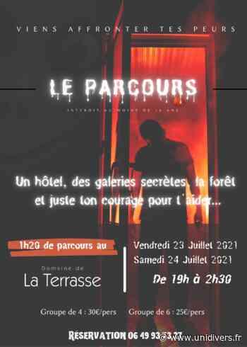 LE PARCOURS DE L'HORREUR Carbonne vendredi 23 juillet 2021 - Unidivers
